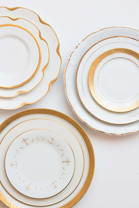 Glam Collection Dinnerware Set