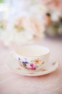 Elegant Tea Party Rentals California