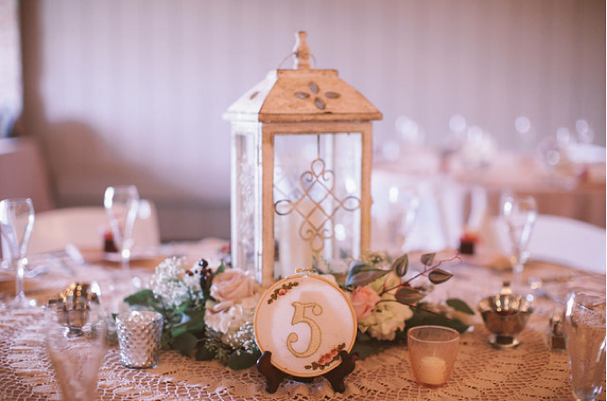 Rent Vintage Wedding Orange Country