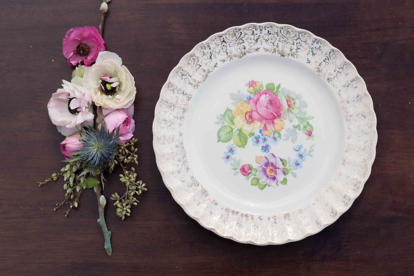 Golden Collection Luncheon  Plate