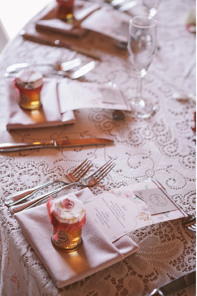 Rent Lace Tablecloths