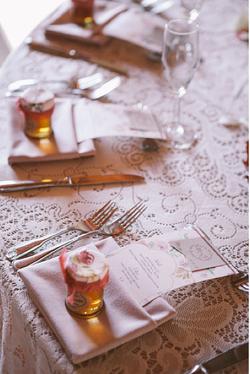 Rent Lace Tablecloths