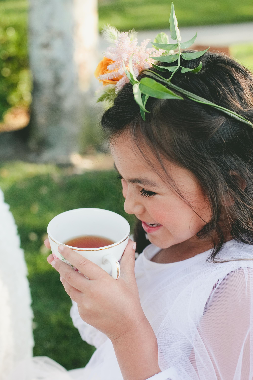 Children's Tea Party Rentals