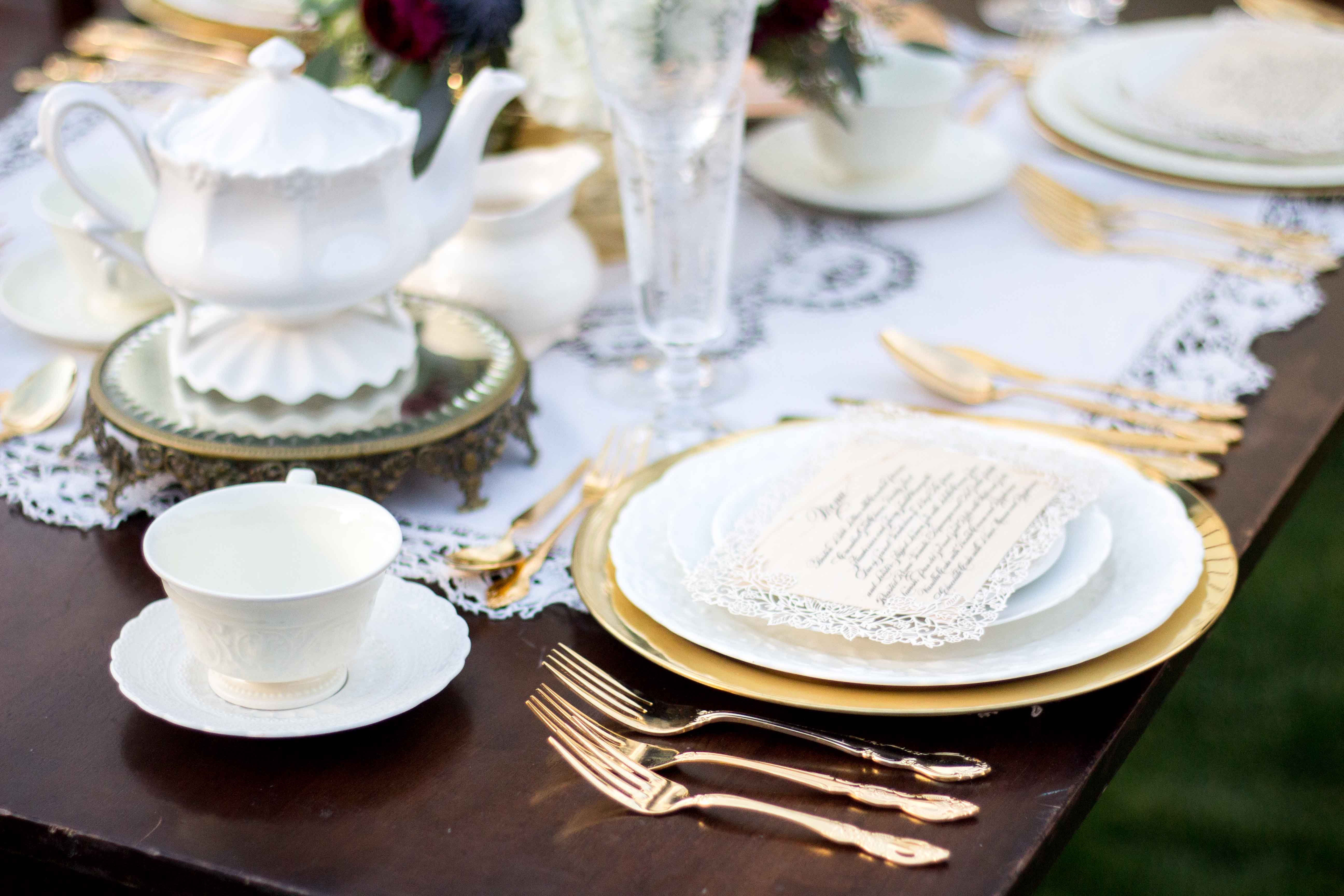 Great Gatsby Wedding Rentals