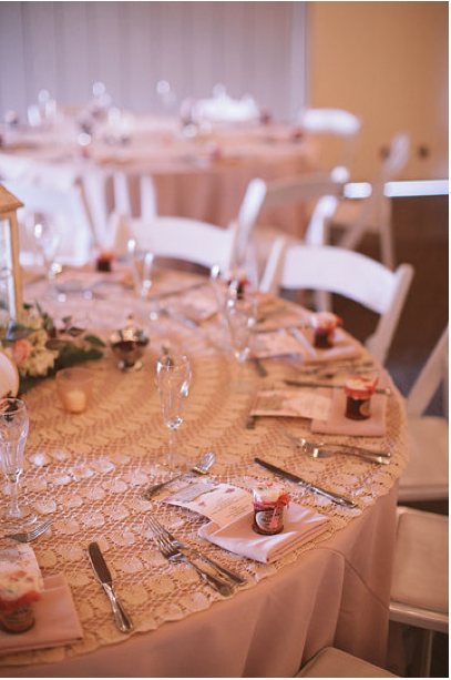 Palm Springs Wedding Decor