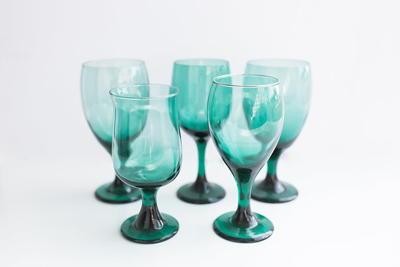 Emerald Goblets