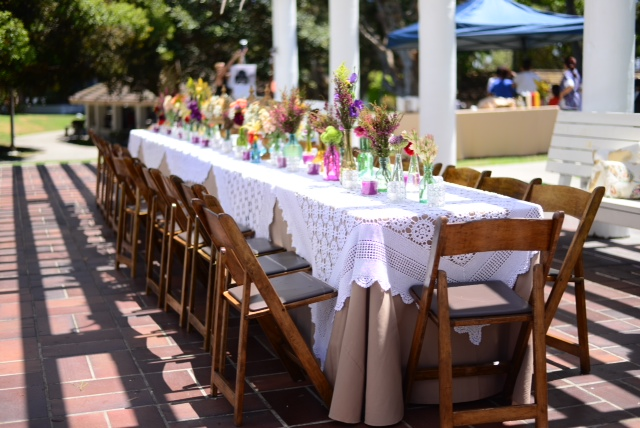Rent Vintage Crochet Tablecloths