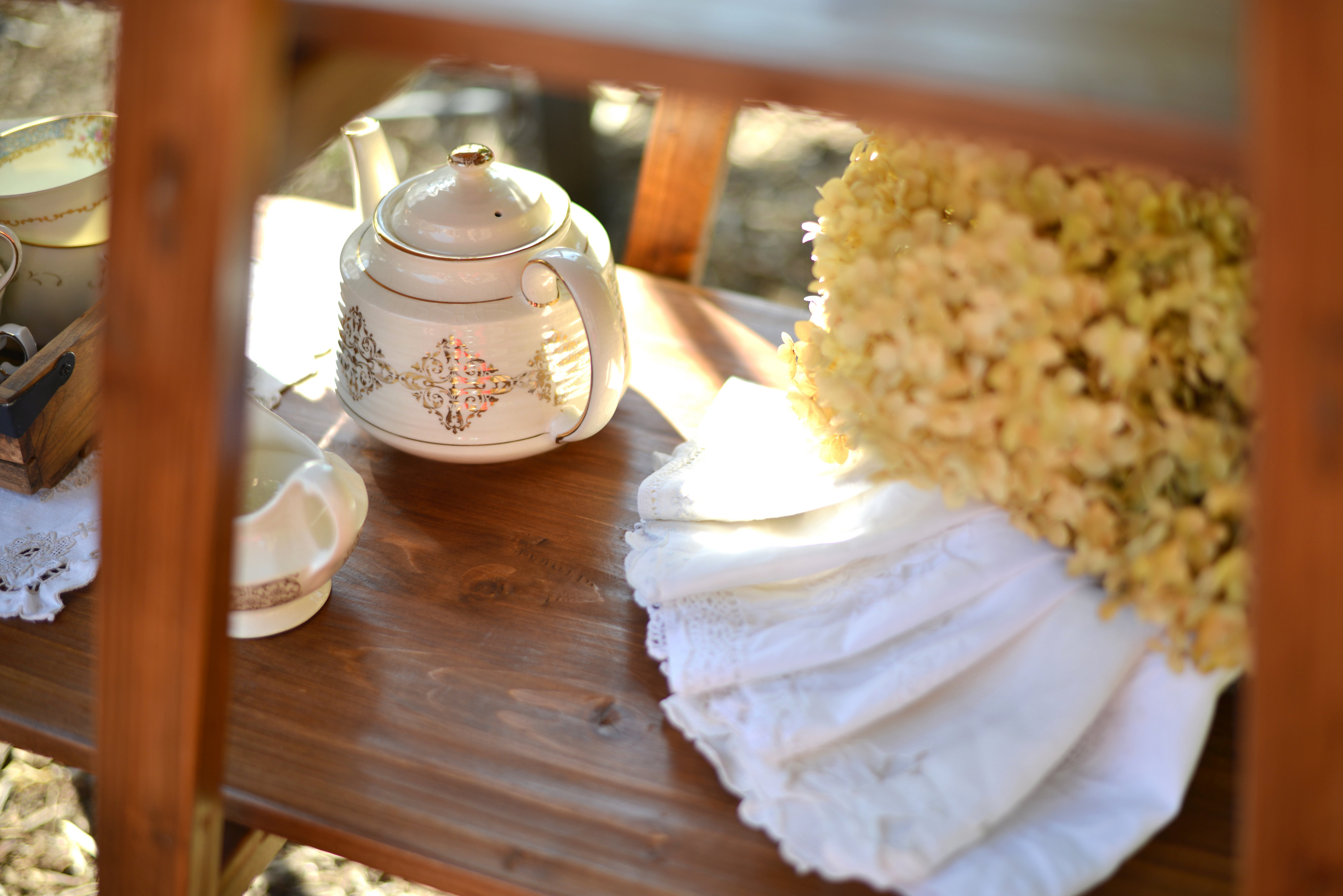 Vintage Dessert Bar Rentals