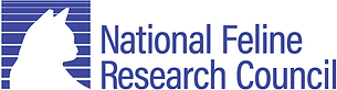 National Feline Research Council (NFRC) horizontal logo