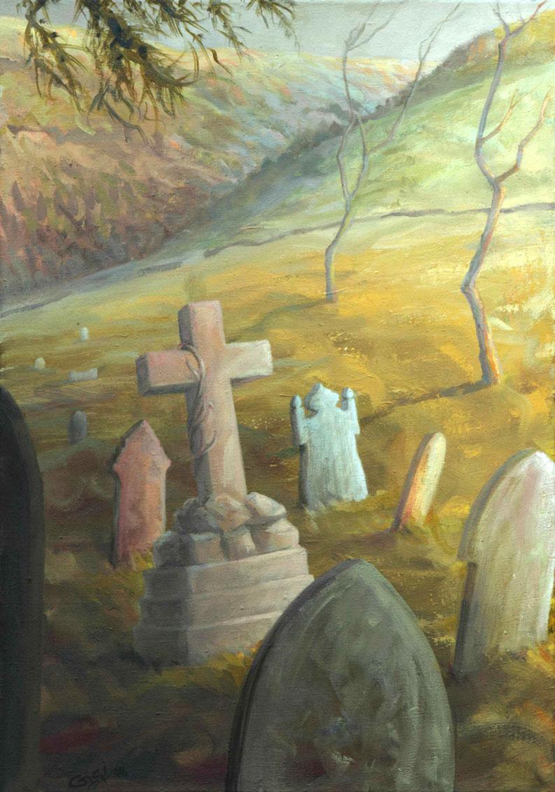 Pentwyn Church Cemetery