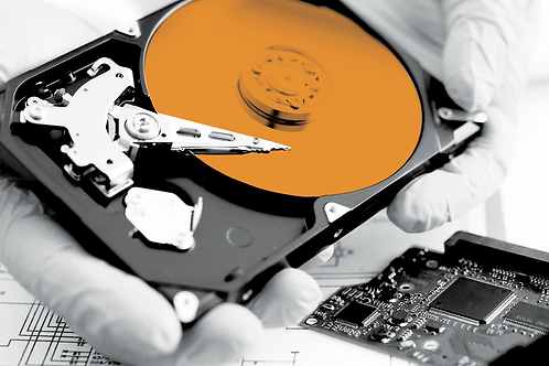Data Recovery from Laptop,Desktop, Disk Drive etc
