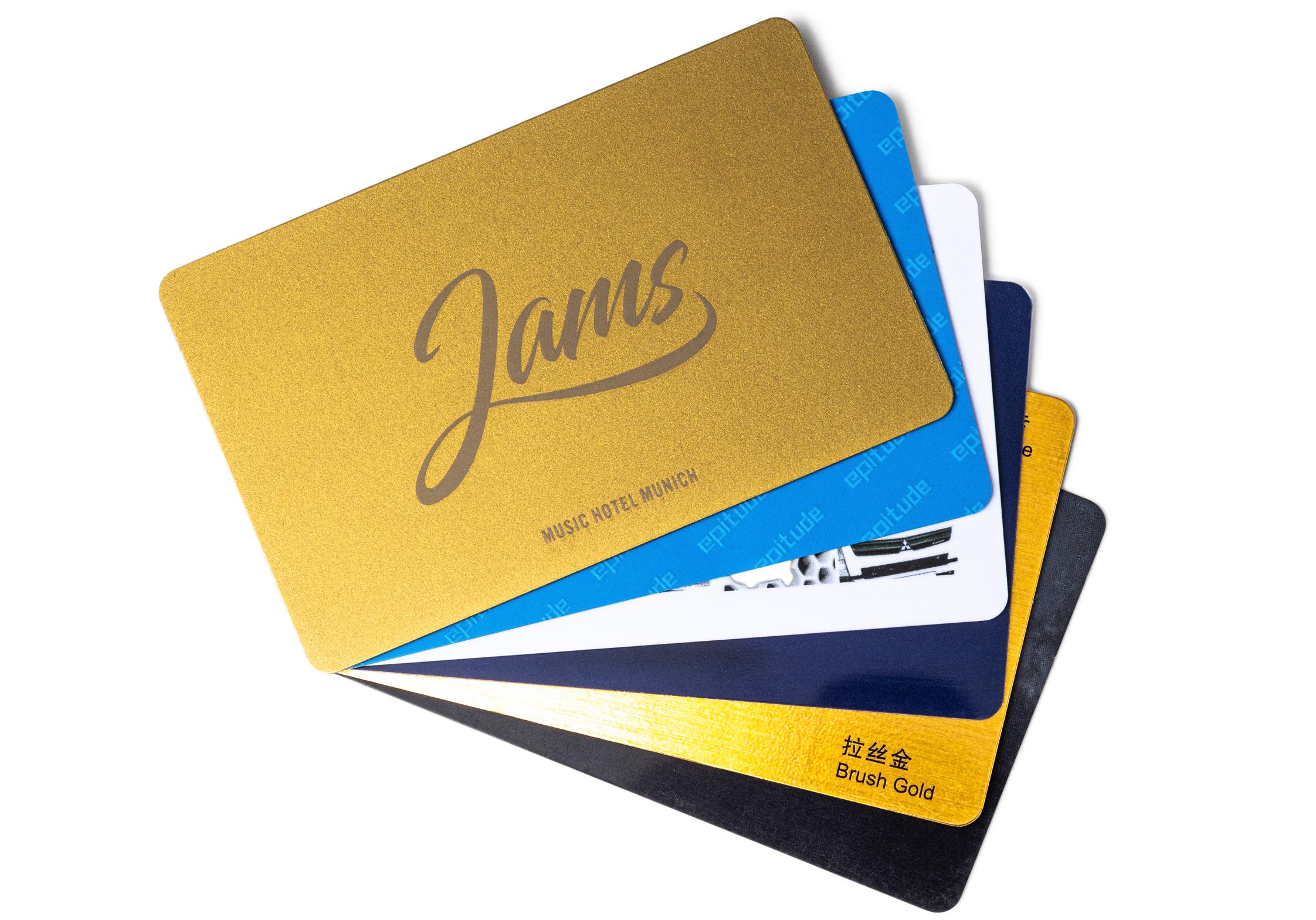 Artikel RFID Karten personalisiert
