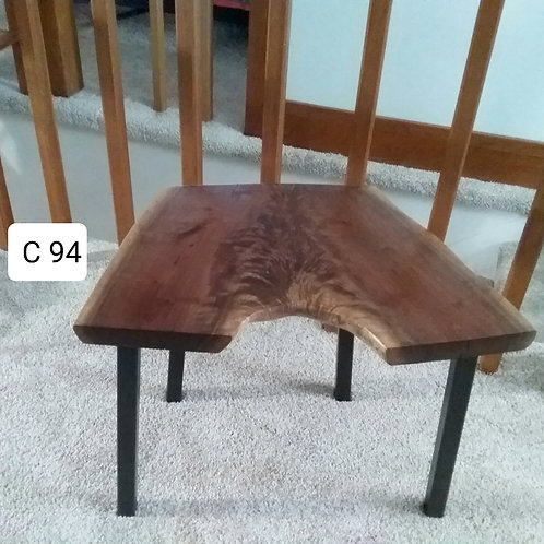 Accent/Side Table by Bill Haywood, Natural Flats