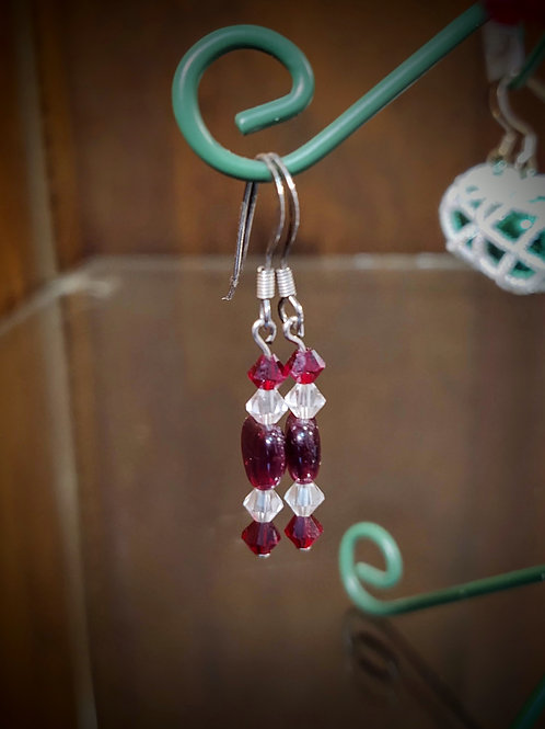 Earrings by Anne Boerschel