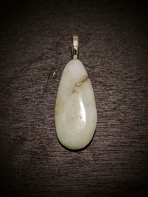 Gemstone Pendant by Anne Boerschel
