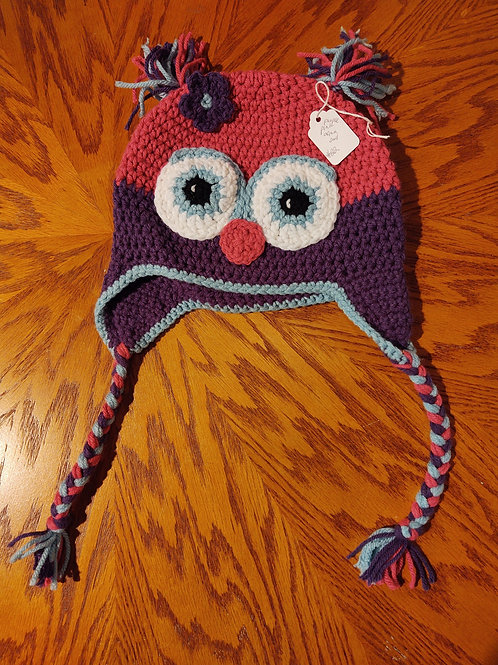 copy of Children's Crocheted Hat by Kathi Fehr