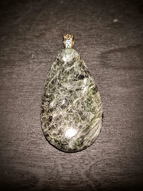 Gemstone Pendant by Anne Boerschel