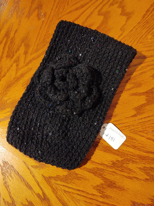 Crocheted Ear Warmer by Kathi Fehr