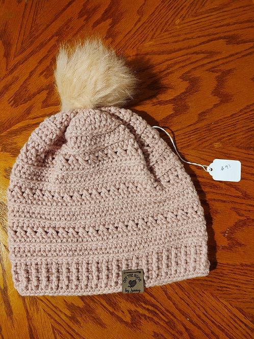 Crocheted Hat by Kathi Fehr