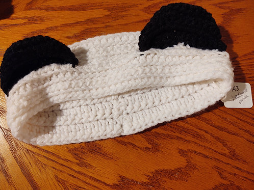 Children's Crocheted Headband by Kathi Fehr