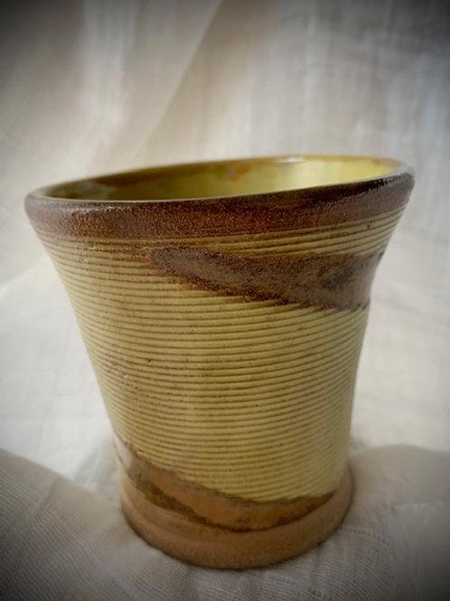 Yellow Vase by Noah Orthel