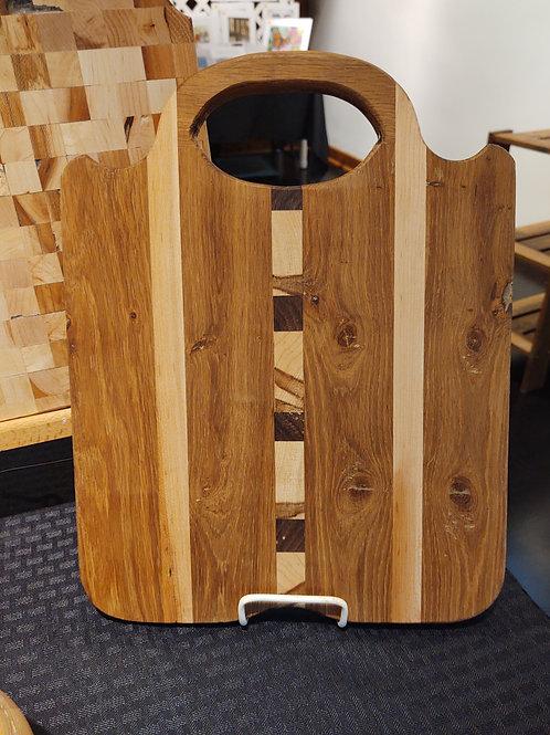 Striped Board by Kurt Wedeking
