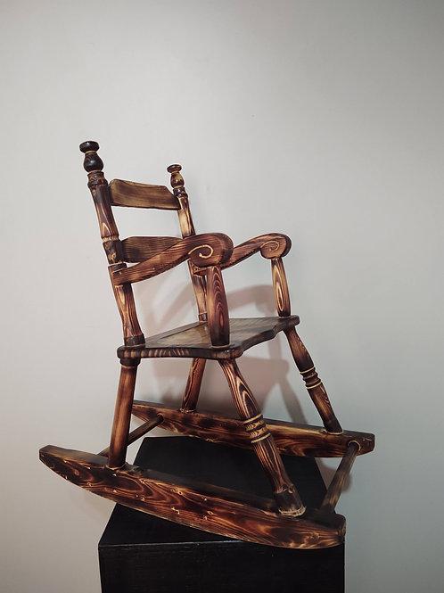 Children's Rocking Chair by Kurt Wedeking