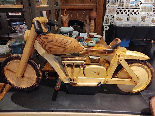 Custom Rocking Motorcycle by Kurt Wedeking