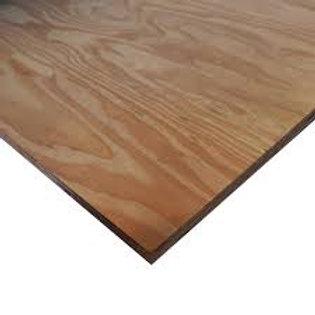 4' x 8' Ab fir marine plywood