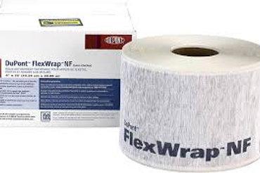 """Tyvek flex wrap, 6"""" x 75', DTFW6NF"""