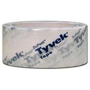 "1 7/8"" x 55 Yard white Tyvek tape"
