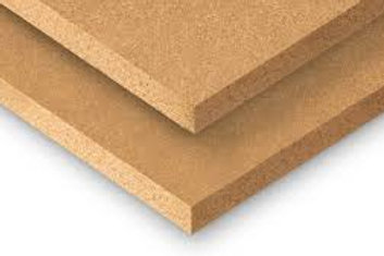 "4 x 8 x 3/4"" Countertop particle board (nova ply)"