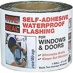 "TS433 4"" x 33' Self adhesive flashing tape"