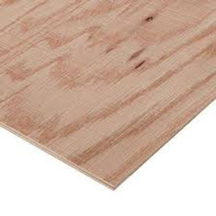 4' x 4' Veneercore oak plywood