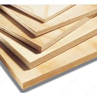 4' x 4' A/C Arauco plywood