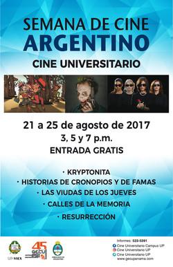 afiche cine argentino