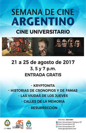Semana de Cine Argentina en el Cine U