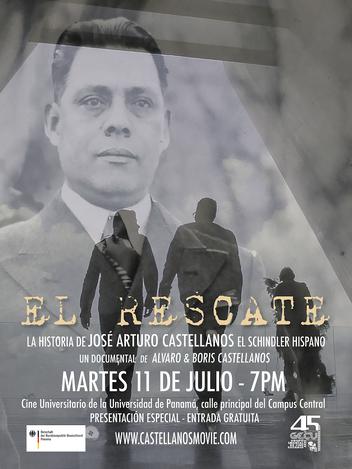 """Estreno del documental """"El Rescate"""""""
