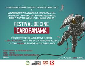 Inauguran Festival Ícaro Panamá 2019
