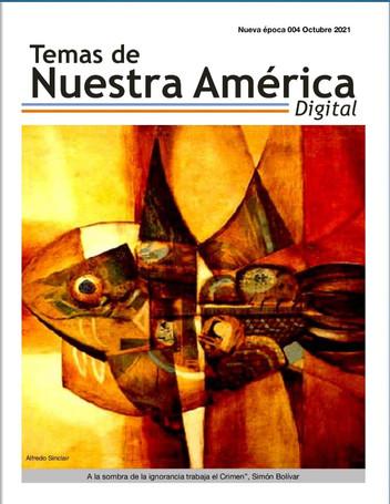 """EDICIÓN OCTUBRE DE """"TEMAS DE NUESTRA AMÉRICA"""""""