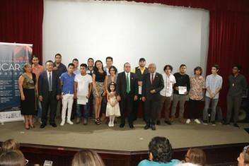 NOMINADOS Y GANADORES: Primer Concurso Universitario de Micrometrajes