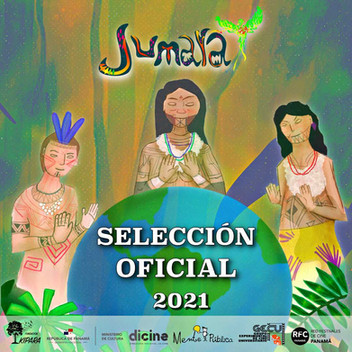 Programación del Festival de Cine Jumara 2021 en la Sala Multiuso del GECU