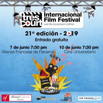 Festival Internacional de Cine Tres Court