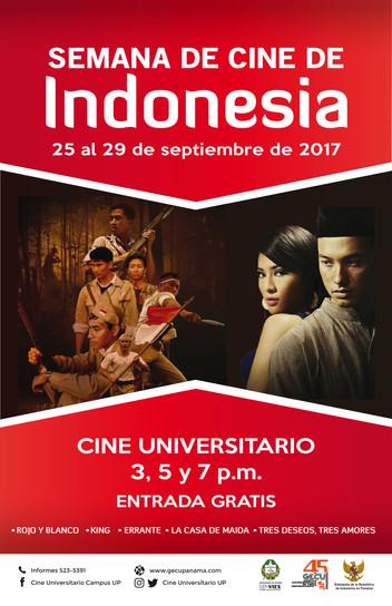 Indonesia en el Cine Universitario