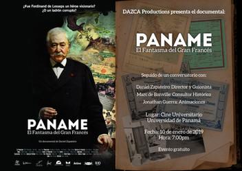 PANAME, El fantasma del Gran Francés