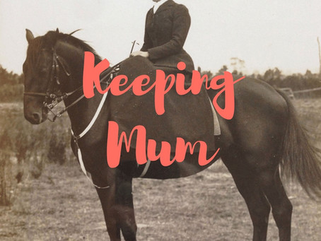 Keeping Mum podcast launch