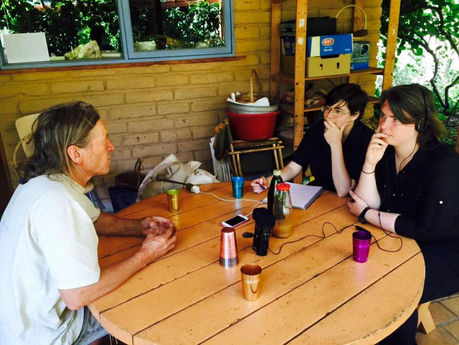 Interviewing David Holmgren, father of permaculture