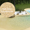 Vizcaino Champagne, Acabados para alberc