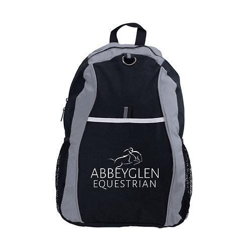 Abbeyglen Backpack with free Abbeyglen Notepad