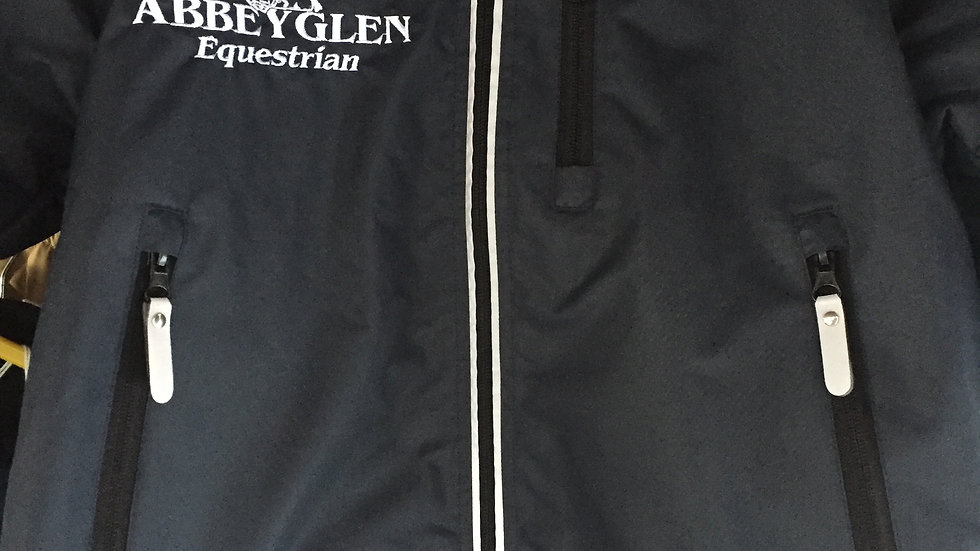 Abbeyglen logo - Horseware club jacket